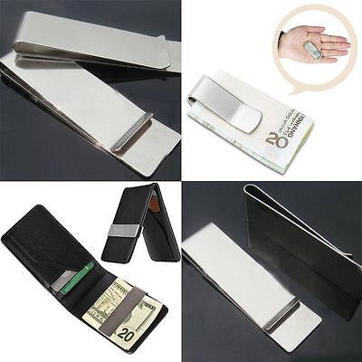 Accessories Money Clip Wallet - Stainless Steel Money Clip Men Pocket Holder Wallet Purse Card Clip Accessories