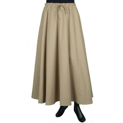 Medieval Ladies Skirt Renaissance Larp SCA Costume womens Cosplay Colonial