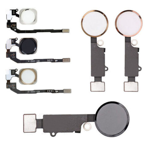 OEM Home Button Main Key Flex Cable Replacement Assembly For iPhone 7&7 Plus 5S