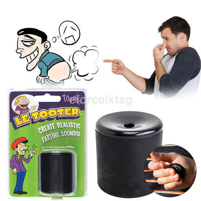 Funny Le Tooter Create Farting Sounds Fart Pooter Prank Joke Machine Party - Cool Halloween Pranks
