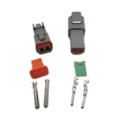 Deutsch Dt 2346812 Pin Connector Electrical Kit 14ga16-22awg Contact