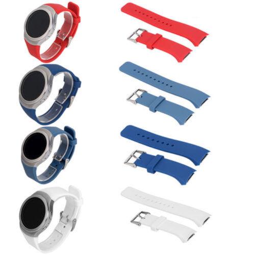 Sport Silicone Watch Band Strap For Samsung Galaxy Gear S2 Classic SM-R720 R730