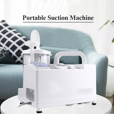 Hot Sale Portable Medical Suction Machine Pricelow Noise Mucus Extractor