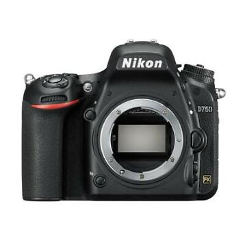 Nikon D750 DSLR Body - Tweedehands