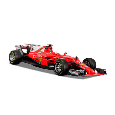 1:43  Ferrari Formula F1 SF70H #5 Car Sebastian Vettel Model Collection Gift
