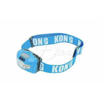 Supercoole Stirnlampe Kong Klik II - Megaleistung zum Minipreis - neues Design