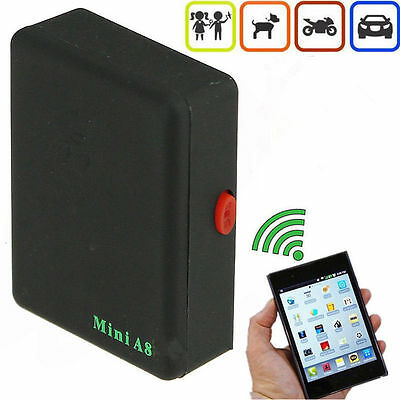 Mini Global Car Pet Safe Locator Real Time GPS Tracker GSM/GPRS Track System ICA