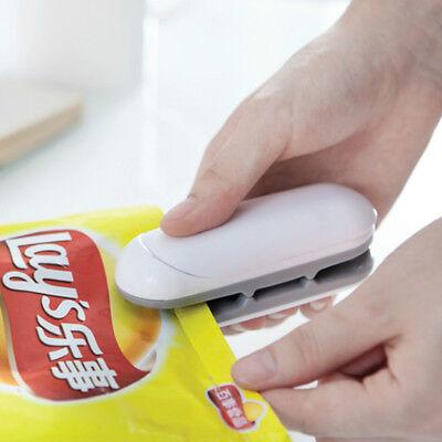 Chip Bag Resealer Portable Mini Package Air Tight Re Sealer Snack Heat Sealing