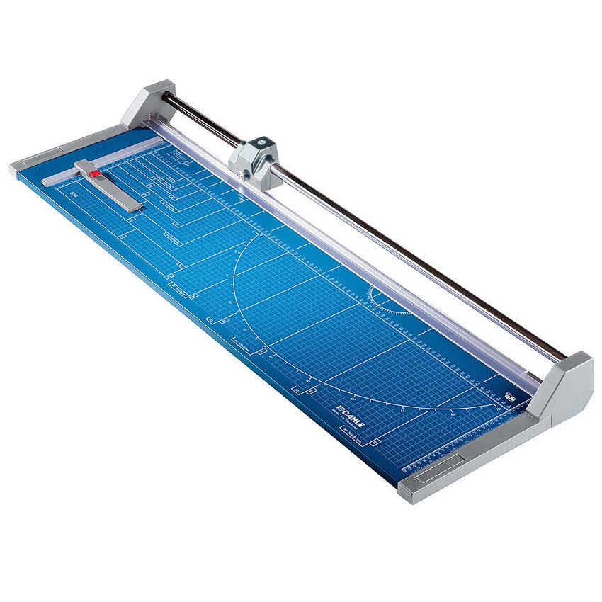"Dahle 556 Professional Rolling Trimmer, 37-3/4"" Cut Length,"