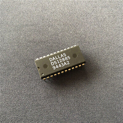 1pcs DS14287 IC Real-Time Clock with NV RAM Dallas Semiconductor IC 20-Pin