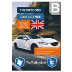 Car Theory Book - English Driving License B - Auto Theoriebo