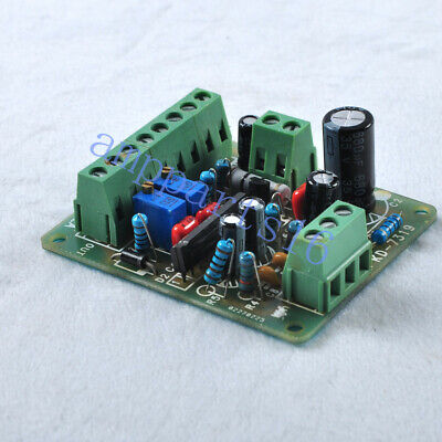 Vu Meter Driver Board Stereo For 2meters Audio Tube Amplifier Diy Part
