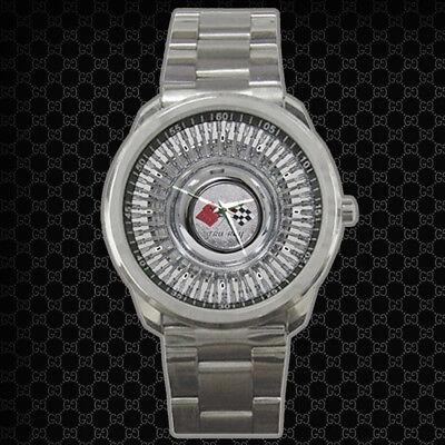 Trueray Wire Wheels Tru Ray 60 Spoke Sport Metal Watch