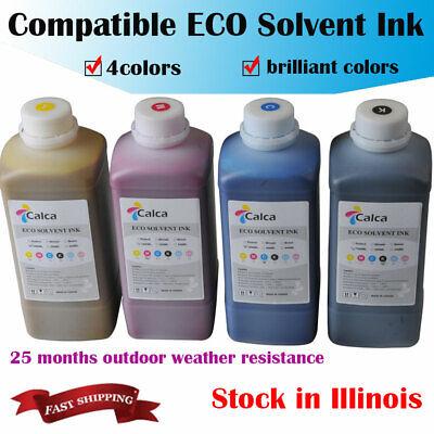 Usa Calca 4l Compatible Roland Eco Solvent Ink Cmykpack