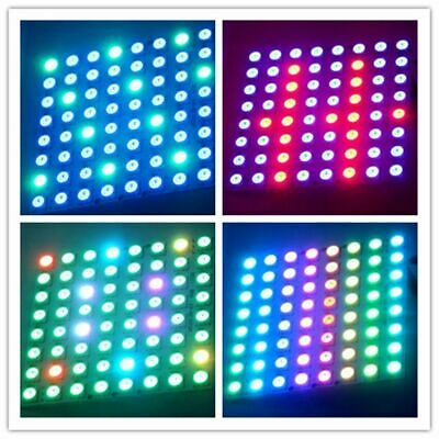 5v Ws2812b 5050 Rgb Led 256 Pixel Flexible Panel Addressable For Display Es