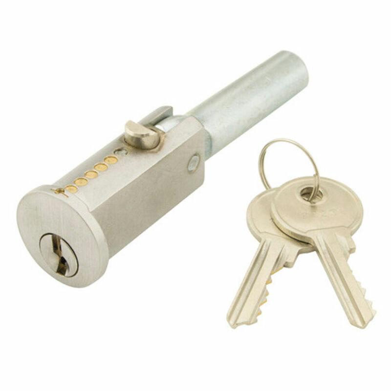 TSS Round Bullet Lock KA (TSSRBLKA)