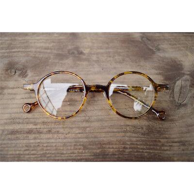 1920s Vintage oliver retro round eyeglasses 15R51 antique frames kpop peoples