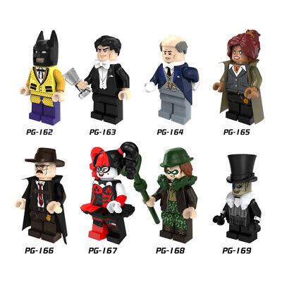 Superhelden-Serie Batman Clown Kind Modell Spielzeug 8PCS (Diy Superhelden)