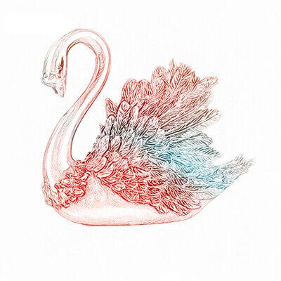 Crystal swans Metal paper die Cutting dies Scrapbooking DIY Easter Mother's Day