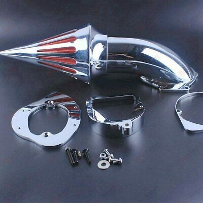 Spike Air Cleaner Intake Filter Kit For  Honda Shadow ACE VT750/ CDC Chrome KN
