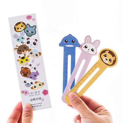3d Bookmarks Wholesale (Wholesale 30pcs 3D Animal Paper Bookmarks Book Holder Stationery School)