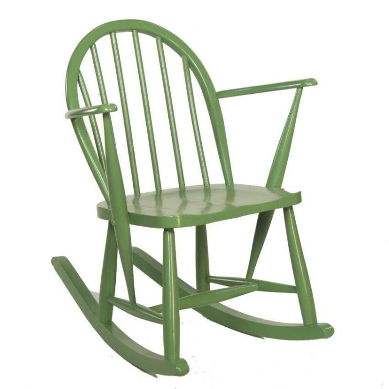 Ercol Rocking Chair Ebay