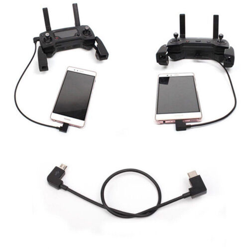 For DJI Spark Mavic Pro Remote Controller Cable Data Transfer Cord Accessories
