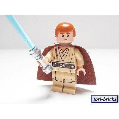 Lego Star Wars Figur Obi-Wan Kenobi mit Lichtschwert »NEU« aus 75092
