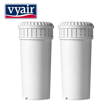 2 x VYAIR Water Filter Cartridge for Tommee Tippee Closer to Nature Perfect Prep
