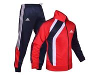 Adidas red/black All adult sizes available