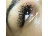 Individual Eyelash Extensions Central London /South West London - by Nessdoeslashes x