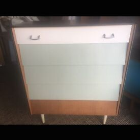 Stunning 5 Drawer Chest of Drawers, Professionally Modernised