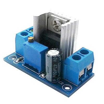 Lm317 Adjustable Voltage Linear Regulator Power Step Down Buck Converter Module