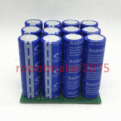 16v 40f 2.7v100f12 Super Farad Car Capacitor Module Kit Power Supply 12v