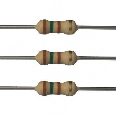 TRW 1//2W Carbon Composition Resistor Carbon Comp 5//10PC You Pick VALUE USA