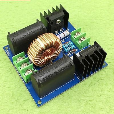12-30v Dc Zvs Tesla Coil Marx Generator High Voltage Power Supply Module
