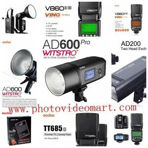 Photographic and video accessories at www.photovideomart.com