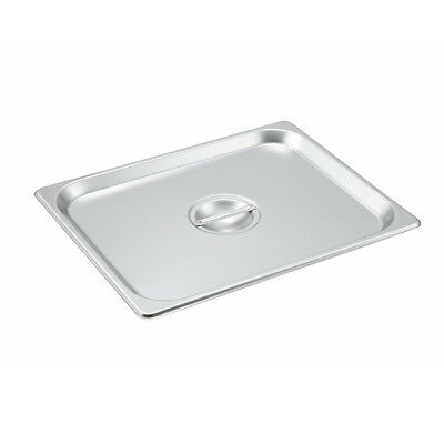 Lid For Steam-table Pan Half Size Solid