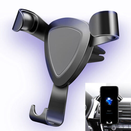 Novelty Gravity Car Phone Holder Air Vent Mount Stand for iPhone 8 X Samsung S9