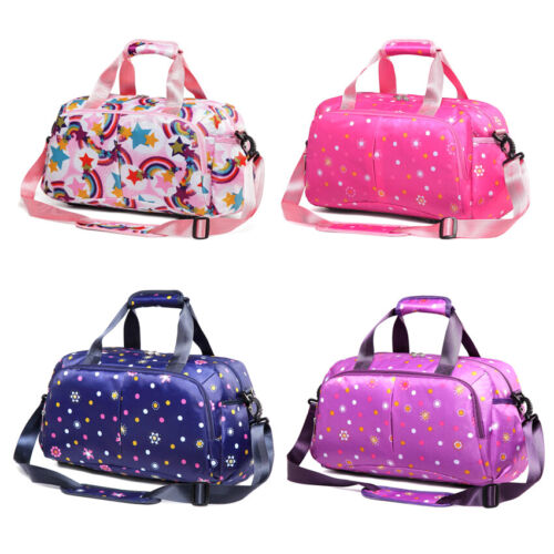 Small Sport Bags for Kids Little Girls Overnight Weekend Duf