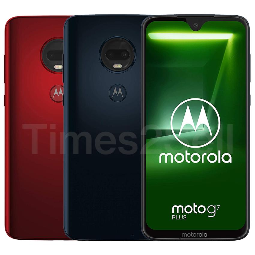 """Motorola Moto G7 PLUS 64GB 4GB XT1965-2  6.2"""" Dual SIM"""