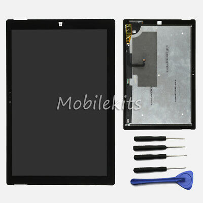 """12"""" New Microsoft Surface Pro 3 1631 V1.1 LCD Touch Screen Digitizer Assembly QC"""