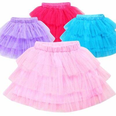 2018 HYM Girls Spring Summer Fall Princess Skirt Dress Kids Gifts 4-10Y - Spring Dresses Girls