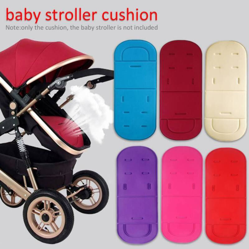 6 Colors Baby Kid Infant Trolley Stroller Pram Pushchair Seat Liner Pad Cushion