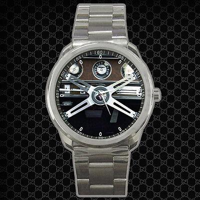 Only One 1970 Oldsmobile 442 Steeringwheel Sport Metal Watch