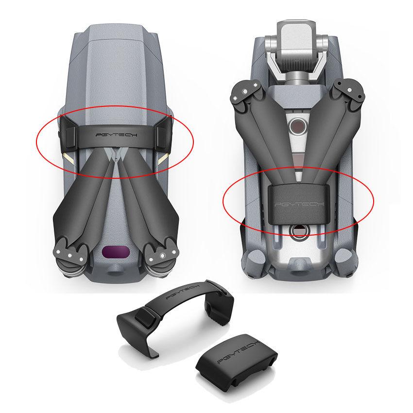 For PGYTECH MAVIC2 Silicone Clip Propellers Motor Holder Fixator for DJI MAVIC2