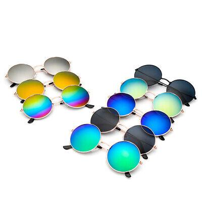 Men Women Sunglasses Round Sunglasses Retro Vintage 60s 70s Hippie Sun (70s Glasses Women)