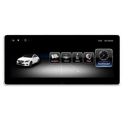 Android 8 Autoradio für Mercedes Benz E Klasse W212 NTG 4.x  Bluetooth USB Navi