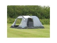 Kampa Oxwich 4 Man Tent, used 4 times, very good condition