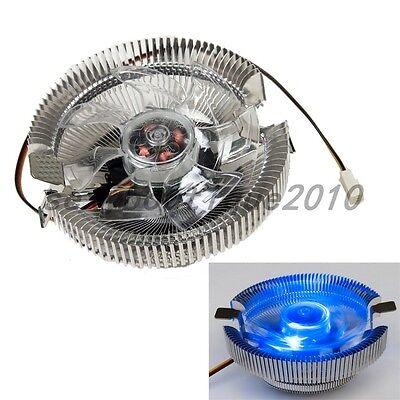 Computer CPU Cooler Fan Heatsink for Intel LGA775 LGA 1155/1156/1366 AMD754 New